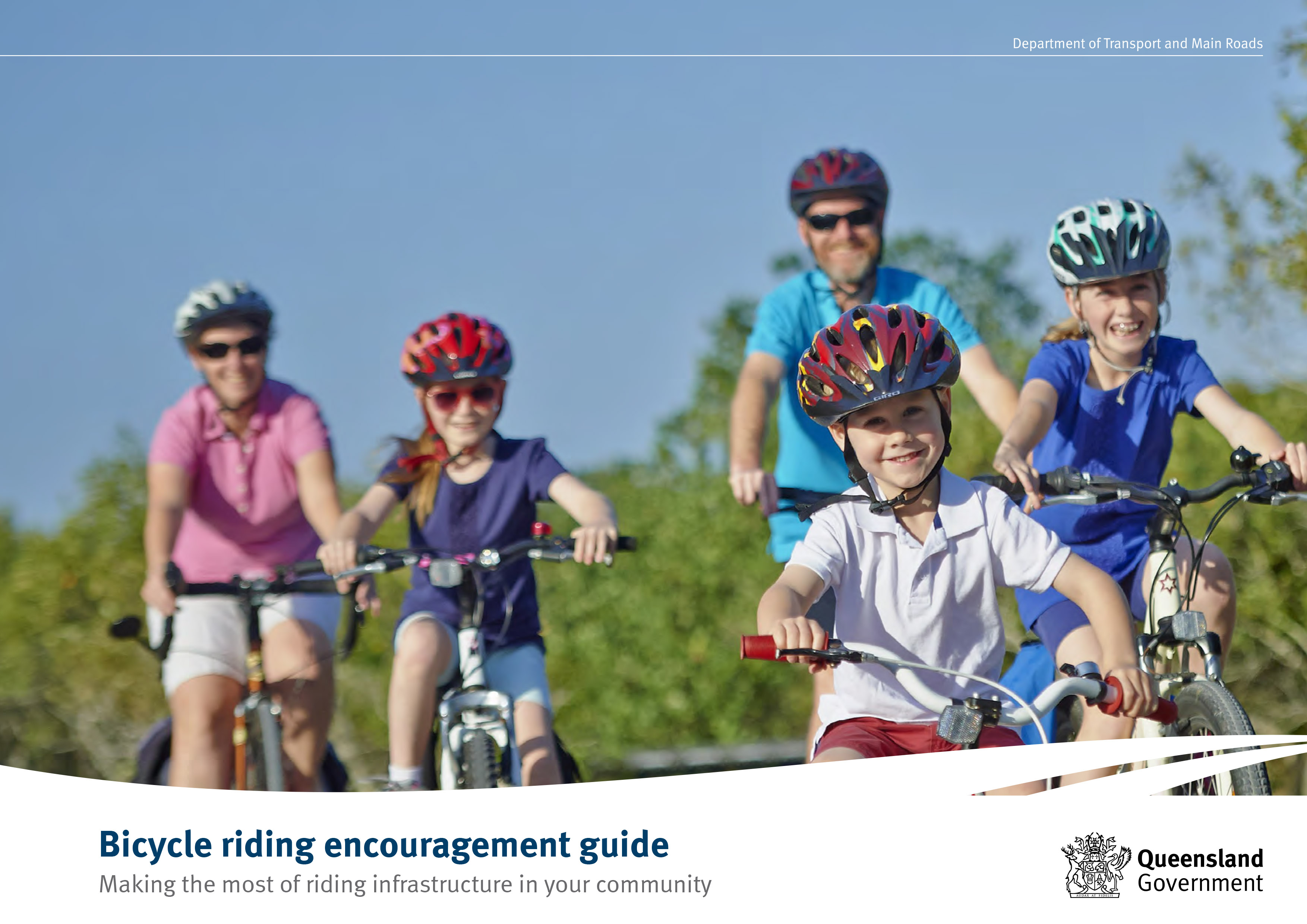 Bicycle Riding Encouragement Guide