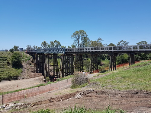Lockyer Creek Rail Bridge