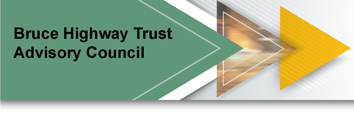 Bruce Highway Trust Advisory Council banner image