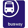 bus; buses; busway;