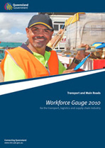 Front cover of the Workforce Gauge 2010 report
